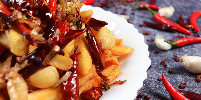 Sichuan Peppercorn, PONG Knutsford, Tsim Sha Tsui, Hong Kong