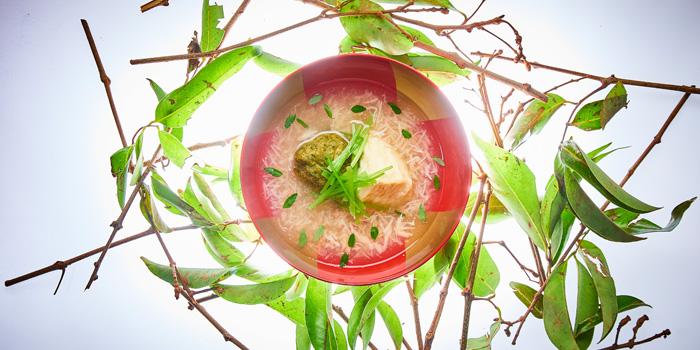 Signature Soup from Mihara Tofuten Bangkok at 159/3 South Sathorn Road Tungmahamek, Sathorn Bangkok
