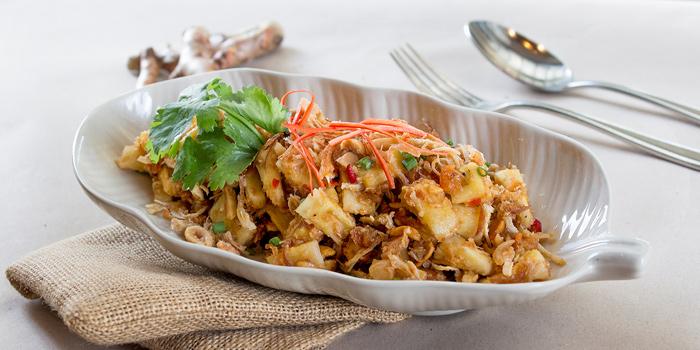 Special Dishes from Basil at Sheraton Grande Hotel, Bangkok