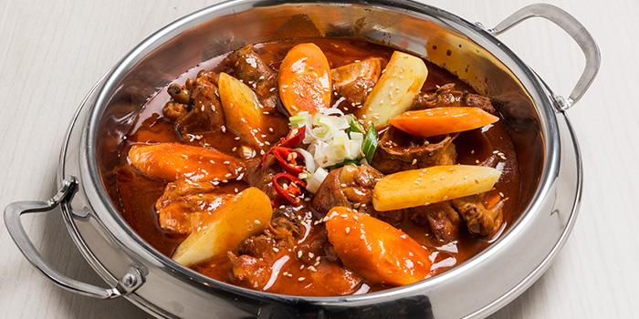 Spicy Chicken Stew from Bonchon (Bugis+) in Bugis, Singapore