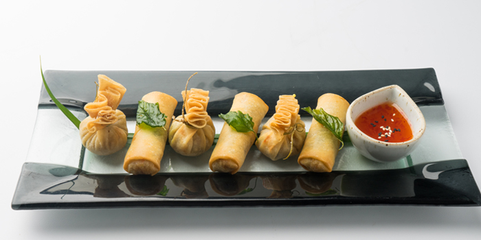Spring Roll from Patara fine Thai cuisine at 375 Thonglor Soi19 Sukhumvit Soi55 Khlong Tan Nuea Bangkok