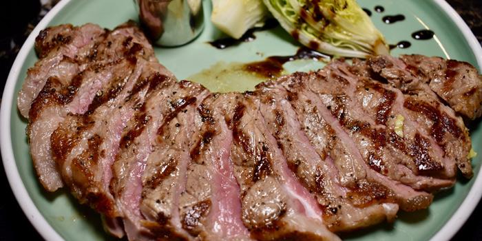 Steak, Eiffel Bistro, Taikoo Shing, Hong Kong