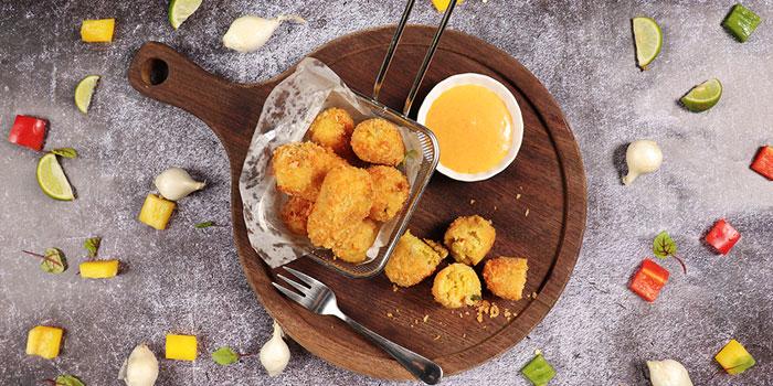 Turmeric Quinoa, PONG Knutsford, Tsim Sha Tsui, Hong Kong