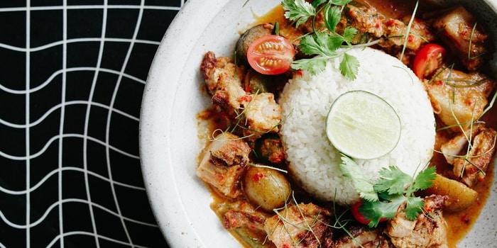 Dish 1 from The Safehouse in Kuningan, Jakarta