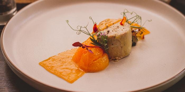 Foie Gras Torchon at Cassis Kitchen