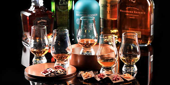 Whisky and Chocolate, Room One – Sports Bar, Tsim Sha Tsui, Hong Kong
