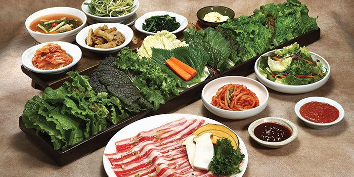 KOREAN EATERIES