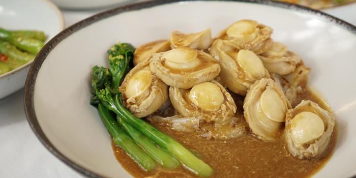Abalone from Lerdtip Thonglor by Chef Gigg at 85 Sukhumvit Rd., Khlong Tan Nuea Watthana, Bangkok