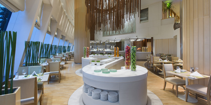 Ambience of Seasonal Tastes Restaurant at The Westin Grande Sukhumvit, Bangkok