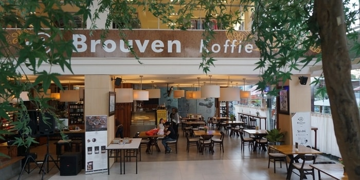 Ambience 3 at Brouven Koffie