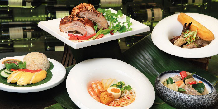 Asian Food, Yamm, Tsim Sha Tsui, Hong Kong