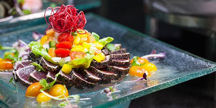 Dish 1 at Banyubiru Restaurant, Nusa Dua