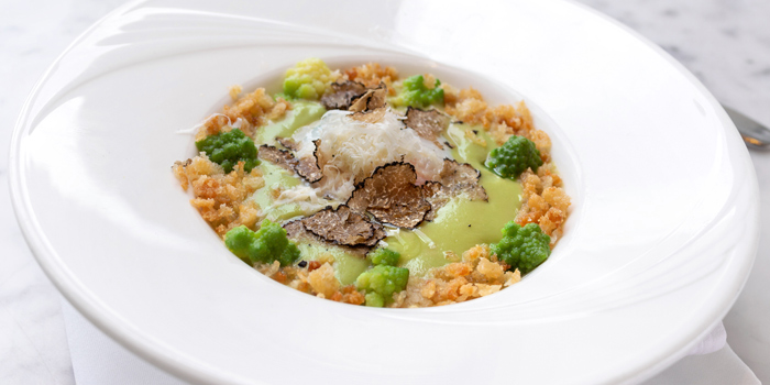 Carnaroli Risotto with Pigeon from Rossini