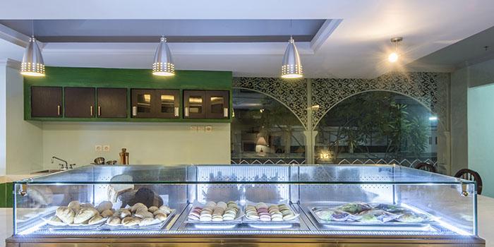 Food Display from Code Grafiti Restaurant, Kuta, Bali
