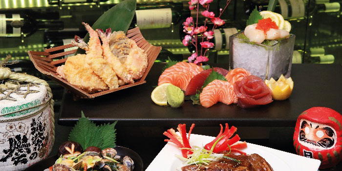 Japanese Food, Yamm, Tsim Sha Tsui, Hong Kong