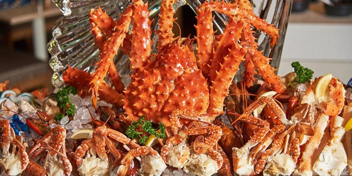 King Crab from Seasonal Tastes Restaurant at The Westin Grande Sukhumvit, Bangkok