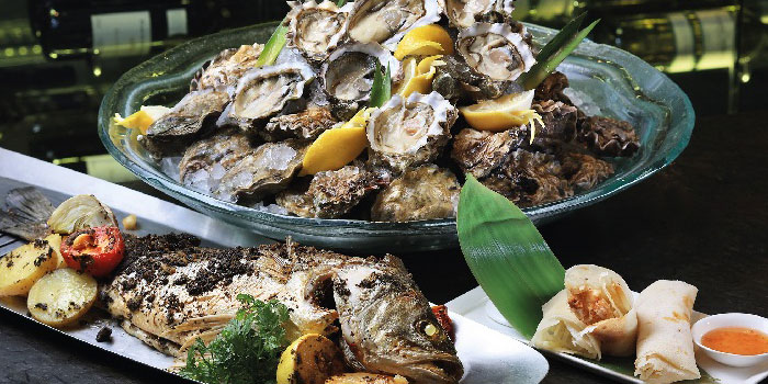 Oyster, Yamm, Tsim Sha Tsui, Hong Kong