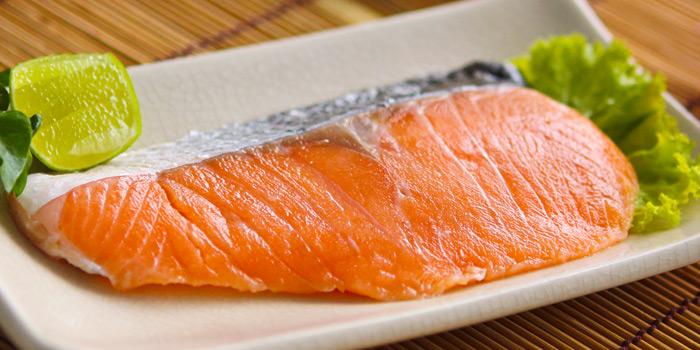 Salmon Shio from Iroha Yakiniku at 141/3 Soi Thonglor 11, Sukhumvit Road Klongton-Nua, Wattana Bangkok