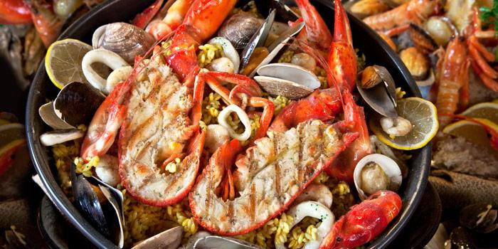 Seafood Selection  from Seasonal Tastes Restaurant at The Westin Grande Sukhumvit, Bangkok