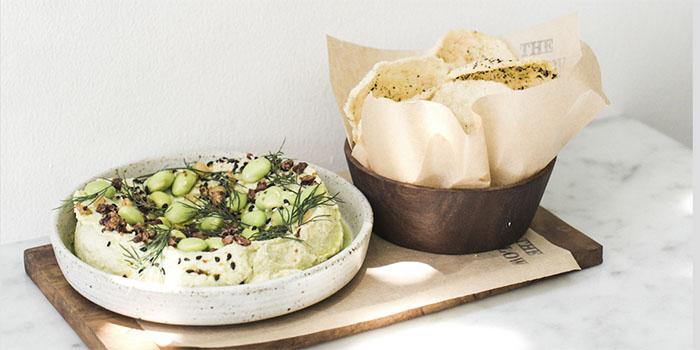 Tokyo Hummus from The Slow Canggu