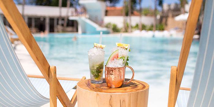 Drinks Menu at Mrs Sippy, Seminyak, Bali