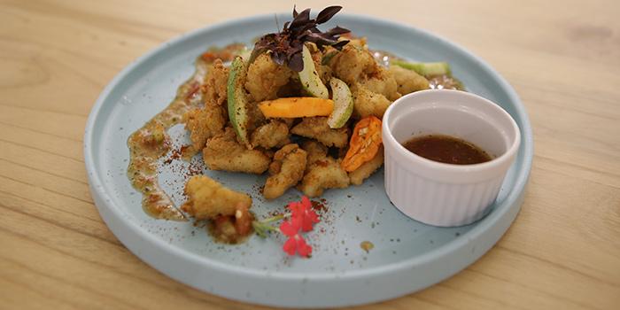 Dish 5 at Cliq Coffee