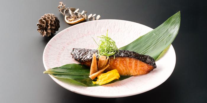 Alaskan Black Cod Saikyo Miso, CÉ LA VI Restaurant Hong Kong, Lan Kwai Fong, Hong Kong