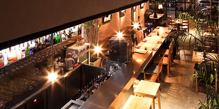 Ambience of Mellow Restaurant & Bar at Penny