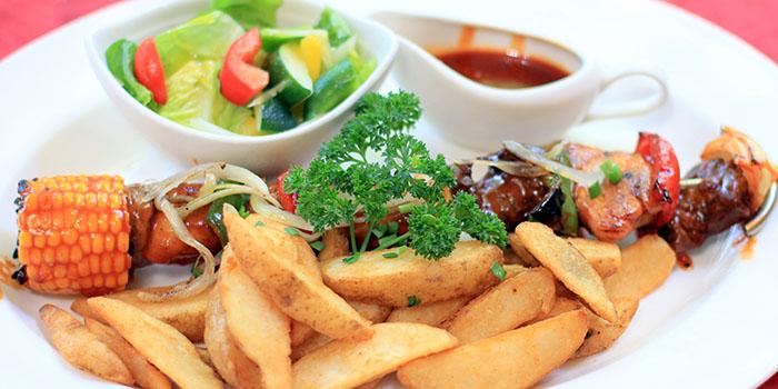 BBQ Marinated from Bamboo Bar & Grill Bali