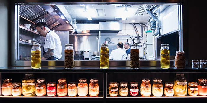 Open Kitchen, Beet, Central, Hong Kong