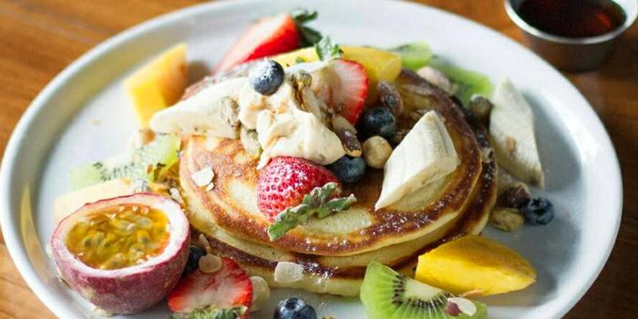 ButterMilk Pancake from White Shuffle at 251/1 Seenspace Thong Lo 13 Alley Khlong Tan Nuea, Watthana Bangkok