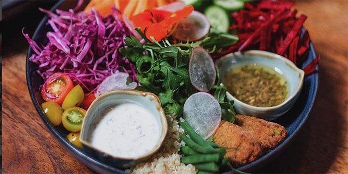 Falafel Salad Bowl from Principle Bali