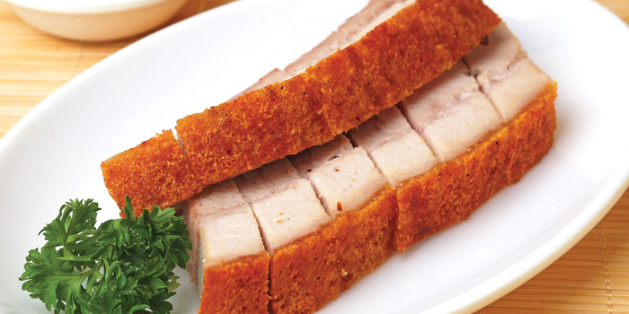 Crispy Pork at Kam