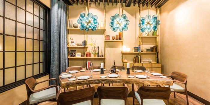 Dining Room, ROSSI Trattoria (Macau), Coloane-Taipa, Macau