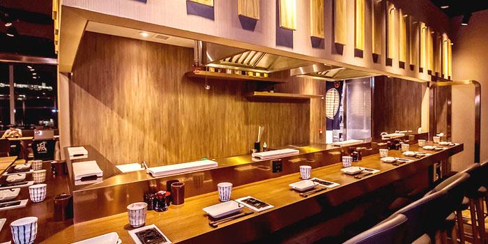 Dining Area, Toripon, Causeway Bay, Hong Kong