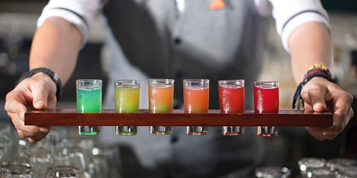 Drink 1 at Branché Bistro