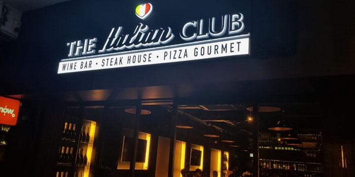 Exterior, The Italian Club Wine Bar, Steak House & Pizza Gourmet (Mong Kok), Mong Kok, Hong Kong