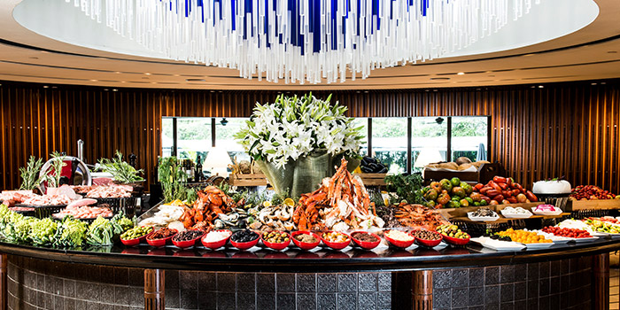 Festive Spread from Basilico in Regent Singapore in Tanglin, Singapore