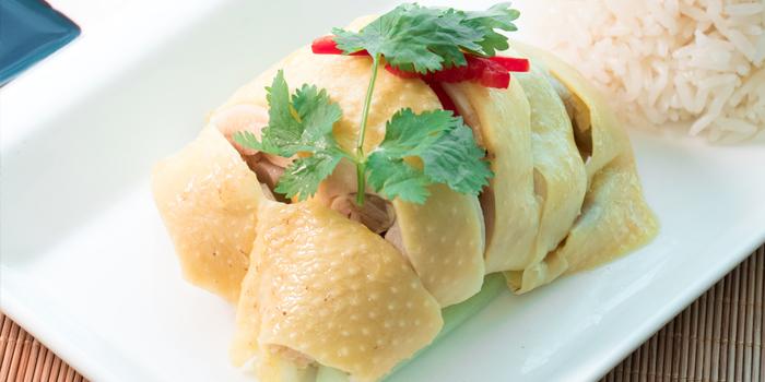 Hainanese Chicken Rice, GREEN, Tsim Sha Tsui East, Hong Kong