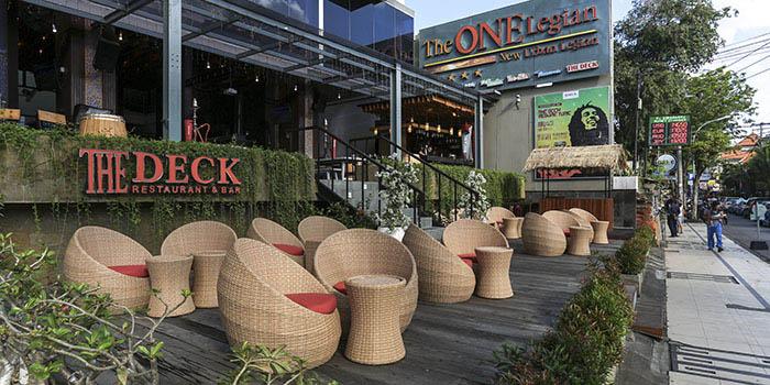 The DECK Restaurant & Bar Legian