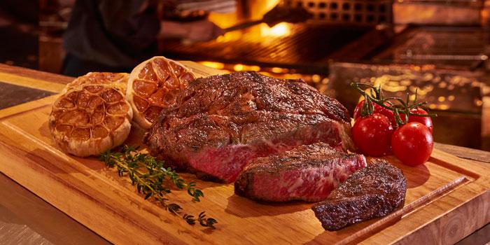 Korean Beef, THE STEAK HOUSE winebar + grill, Tsim Sha Tsui East, Hong Kong