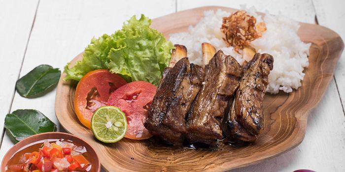Lamb Ribs at Meat Me, Kemang