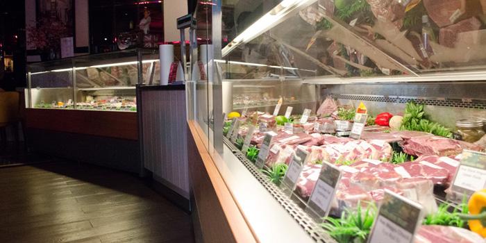 Interior 2 at Meat Me, Kemang