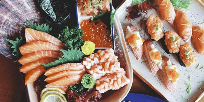 Omakase from Shun Sushi in Phuket Town, Phuket, Thailand