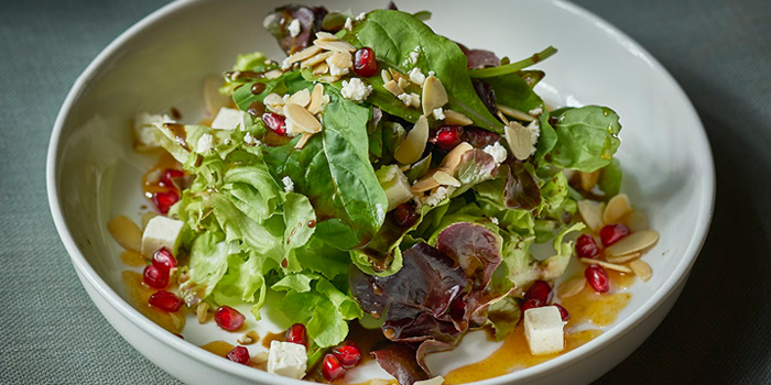 Pomegranate Feta Cheese Salad from Mellow Restaurant & Bar at Penny