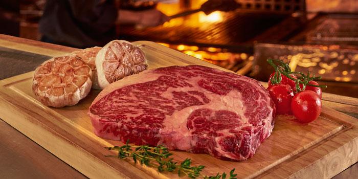 Raw Korean Beef, THE STEAK HOUSE winebar + grill, Tsim Sha Tsui East, Hong Kong