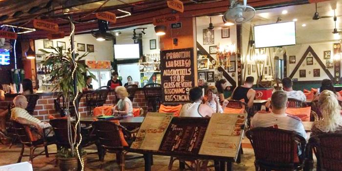 Atmosphere of The Tavern in Kata, Phuket, Thailand