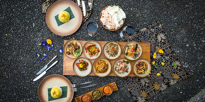 Plantation Restaurant (Alila Ubud)