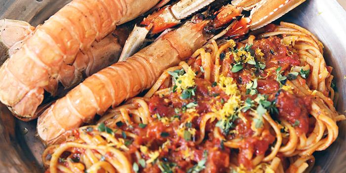 Langoustine Pasta from Alati Divine Greek Cuisine in Tanjong Pagar, Singapore