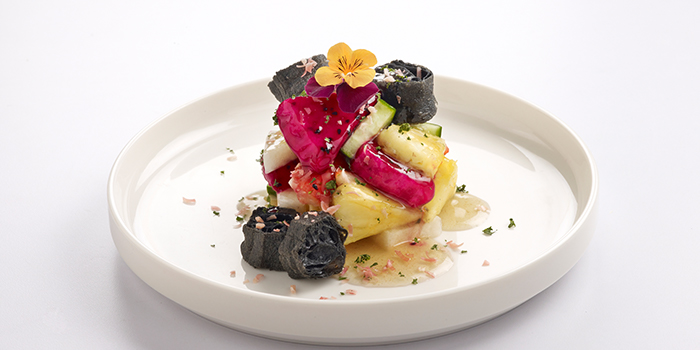 Rojak (Fruits Salad) from Elemen @ Thomson Plaza in Thomson, Singapore
